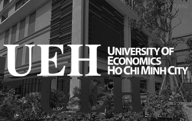 Dự án UEH University of economics Ho Chi Minh city